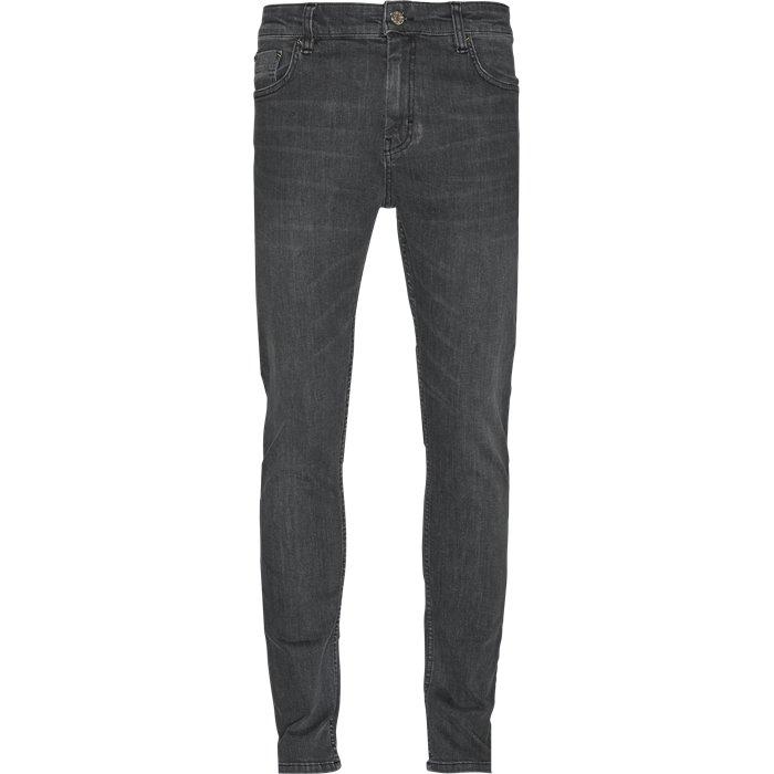 Sicko Homegrey Jeans - Jeans - Slim - Grå