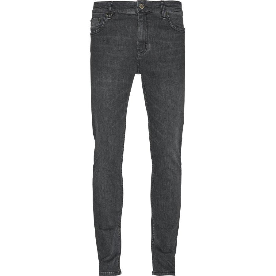SICKO HOMEGREY - Sicko Homegrey Jeans - Jeans - Slim - GRÅ - 1