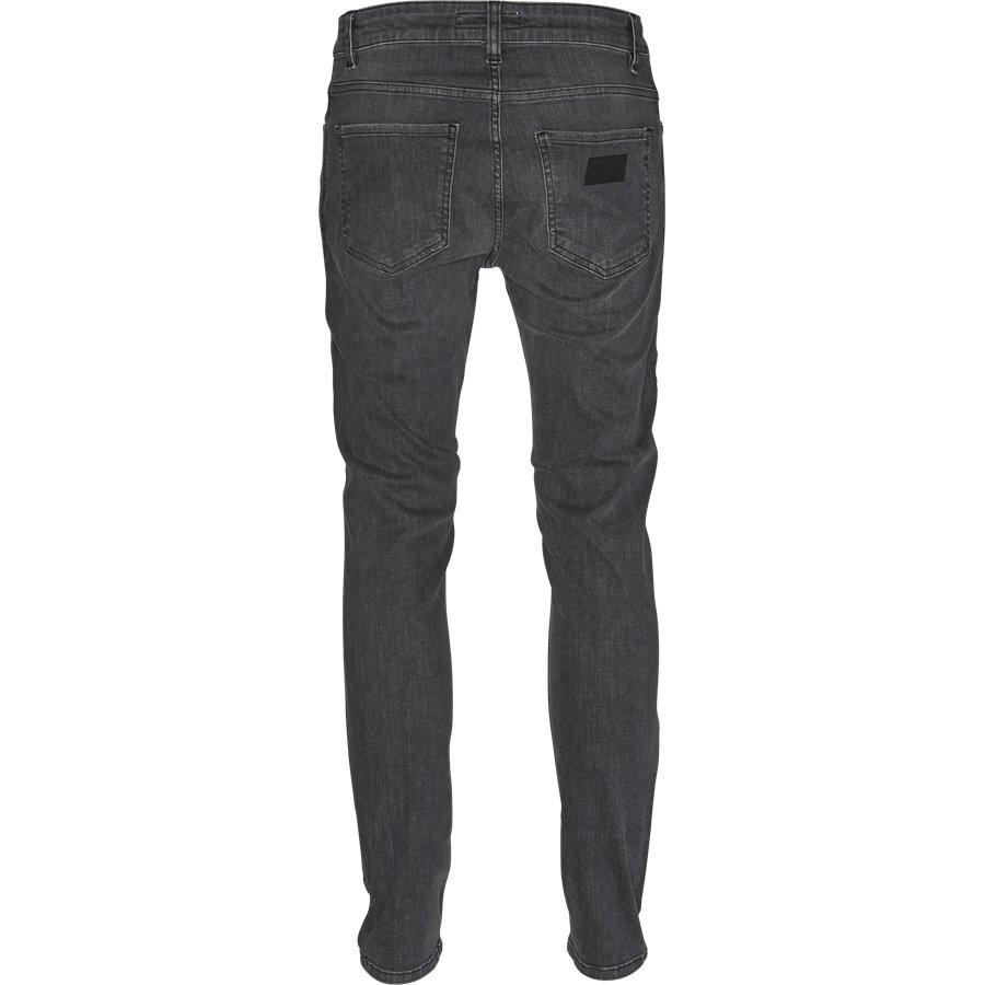 SICKO HOMEGREY - Sicko Homegrey Jeans - Jeans - Slim - GRÅ - 2