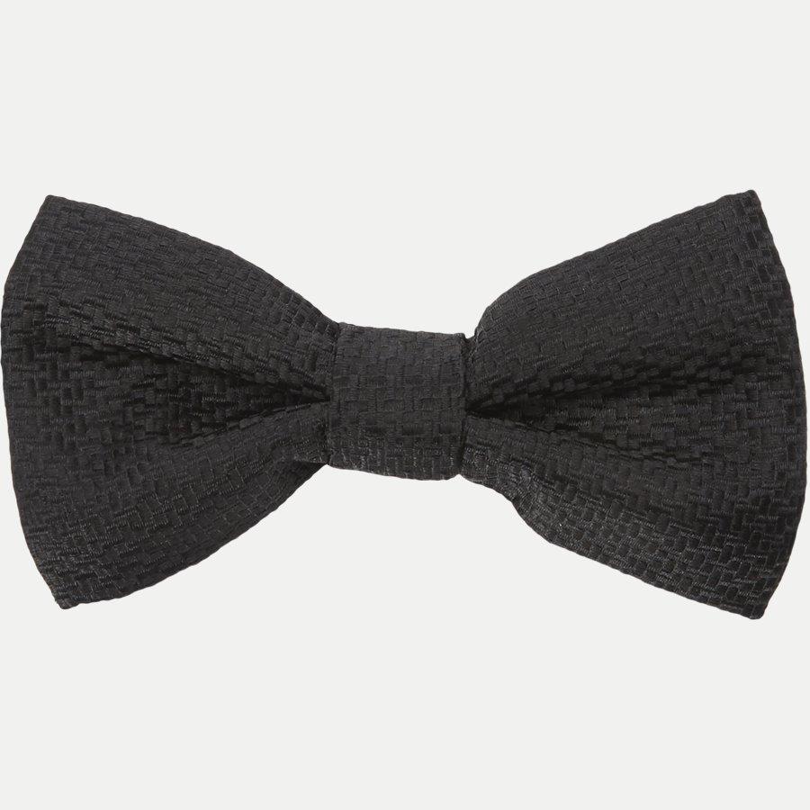 50379205 - Krawatten - SORT - 1