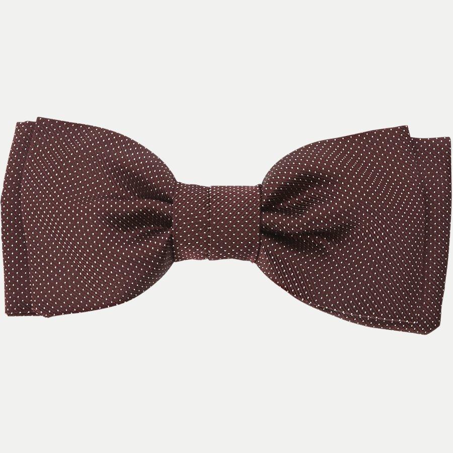 50387648 - Krawatten - BORDEAUX - 1