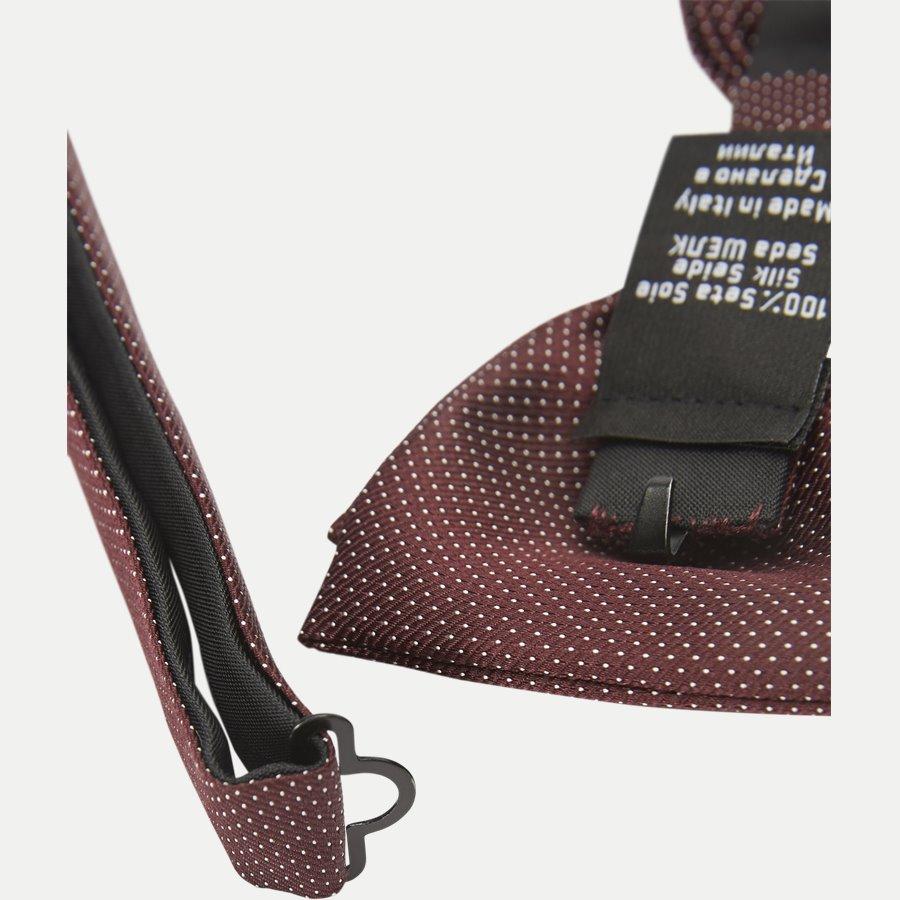 50387648 - Krawatten - BORDEAUX - 2
