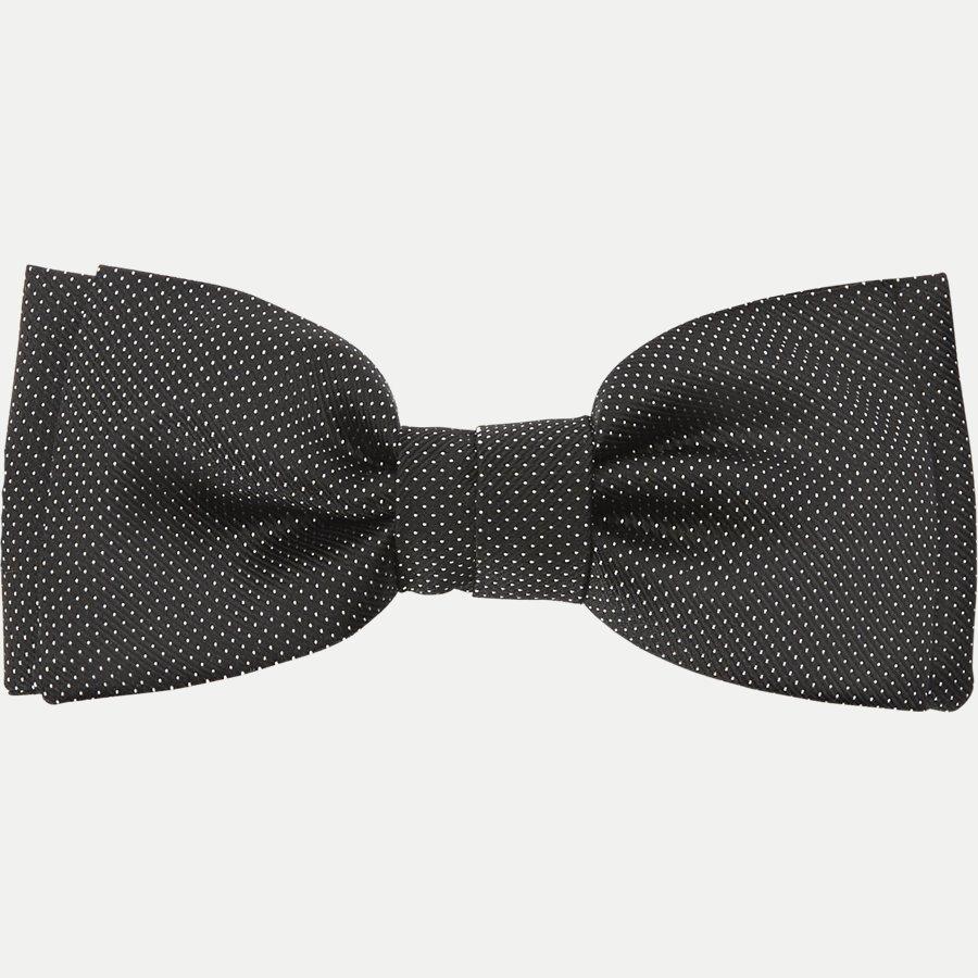 50387648 - Krawatten - SORT - 1