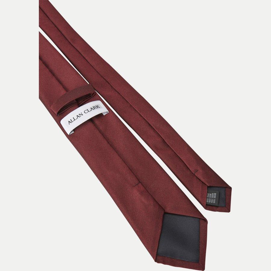 MF8457 - Krawatten - BORDEAUX - 3