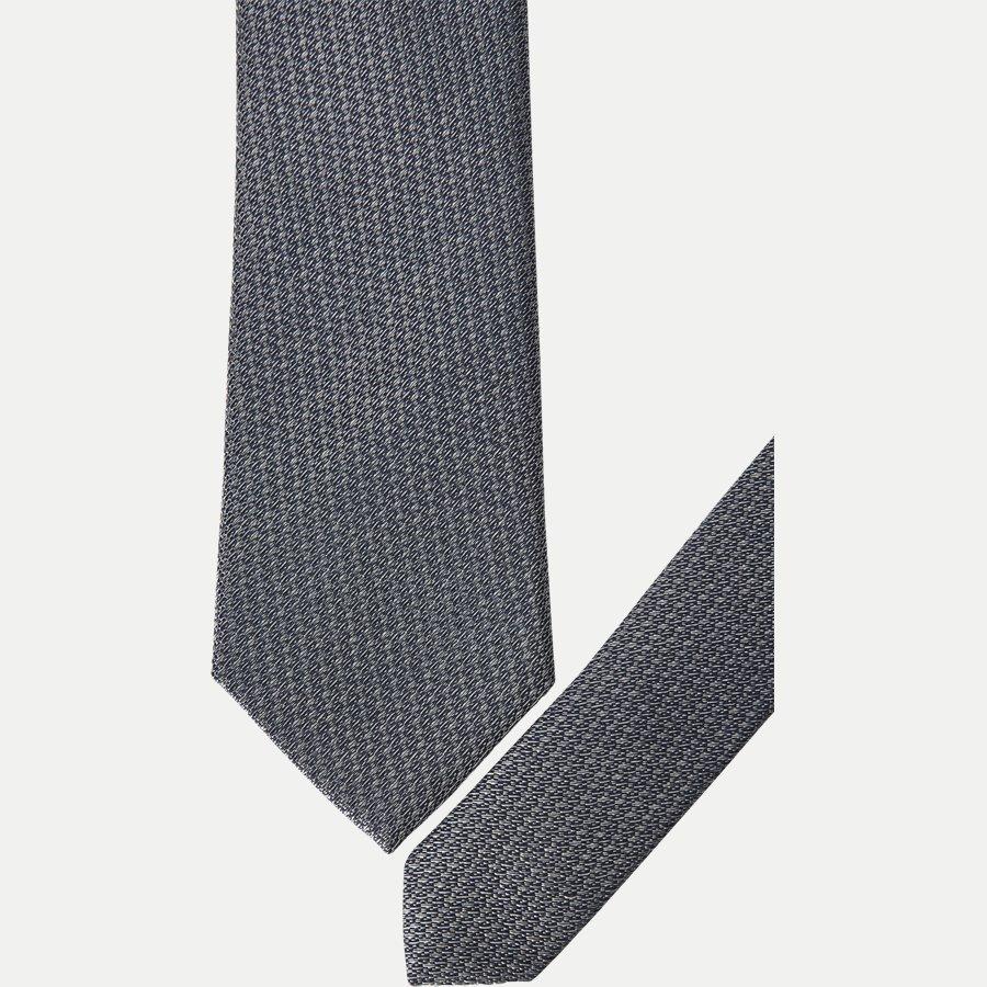 P1142 - Krawatten - GREY - 2