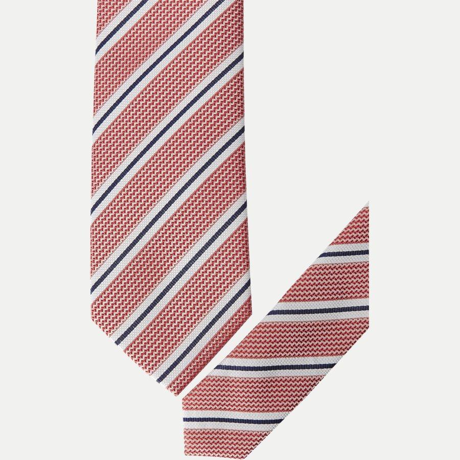 P1121 - Krawatten - PINK - 2