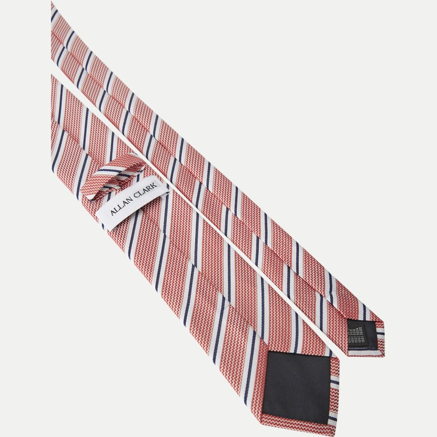 P1121 - Krawatten - PINK - 3