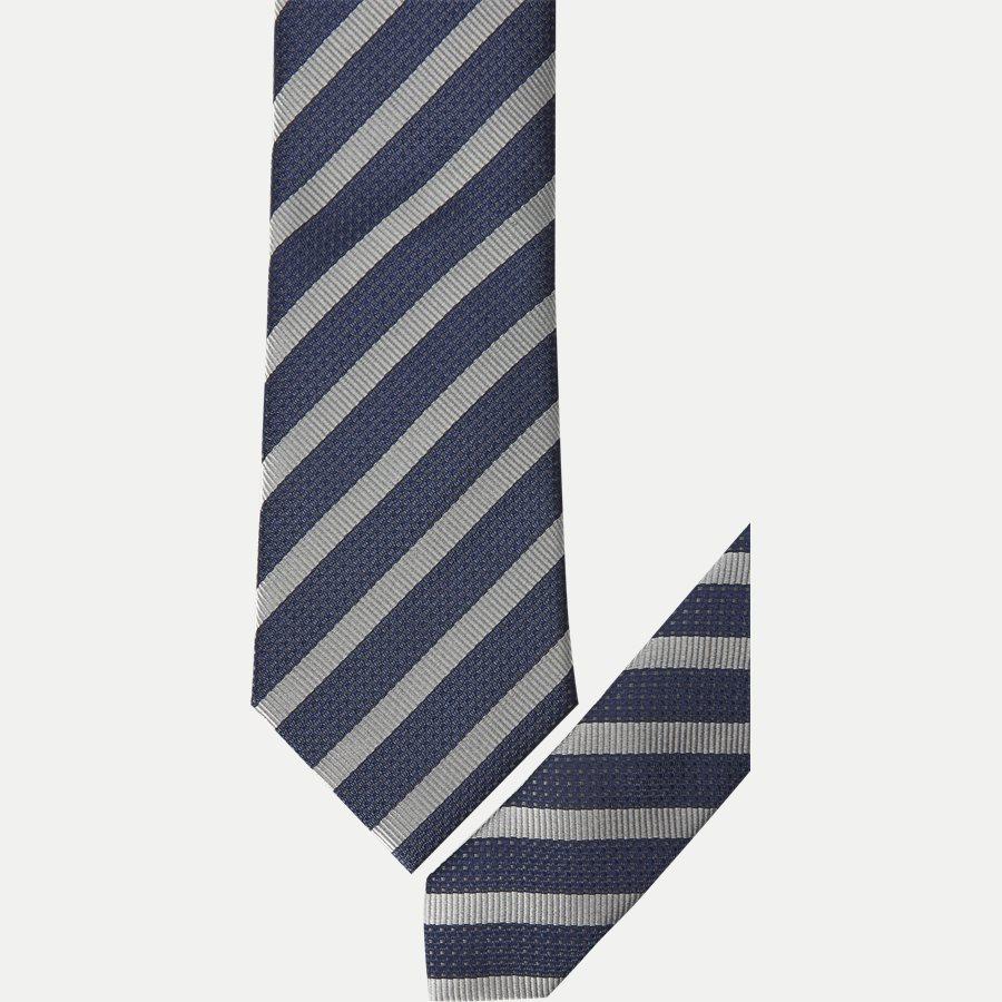 S1040 - Krawatten - BLACK - 2
