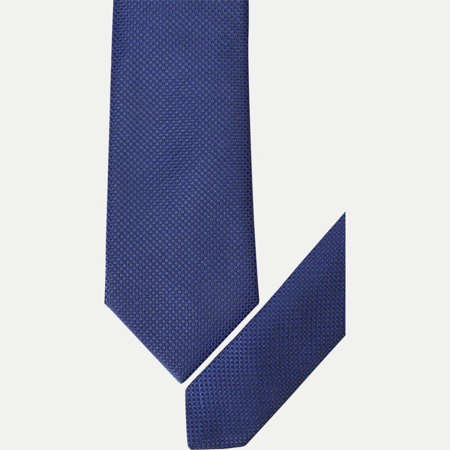 P1098 - Krawatten - BLOMME - 2
