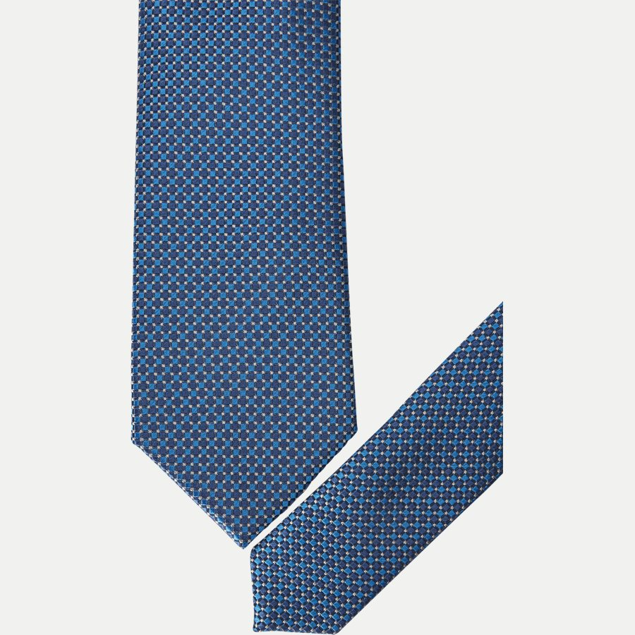 P1042 - Krawatten - NAVY - 2