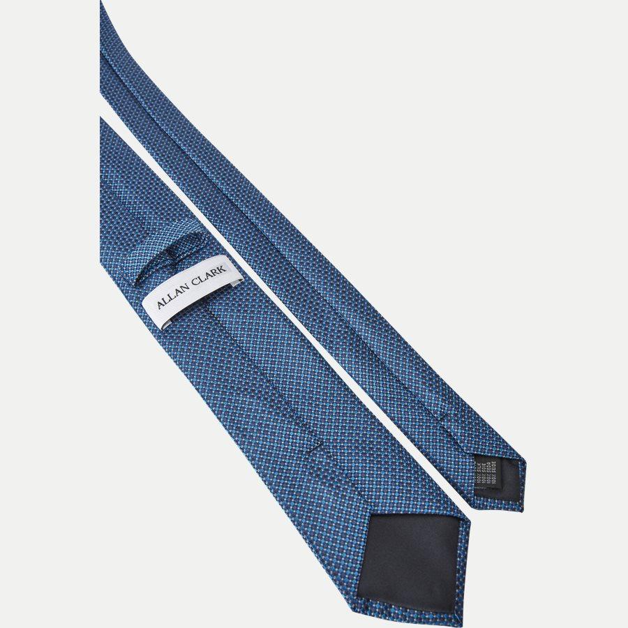 P1042 - Krawatten - NAVY - 3