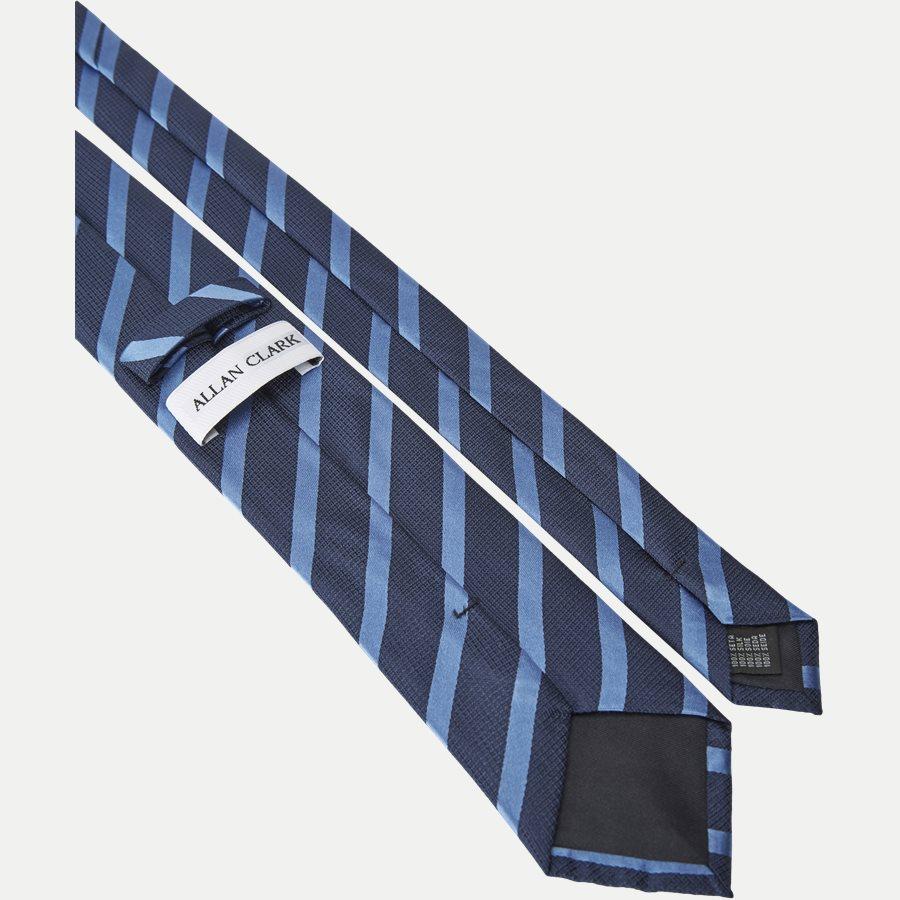 P1119 - Krawatten - NAVY/BLÅ - 3