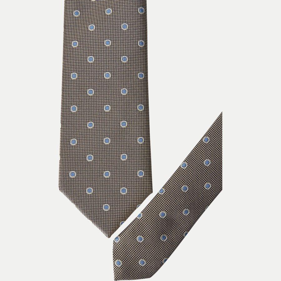 S1095 - Krawatten - CAMEL - 2