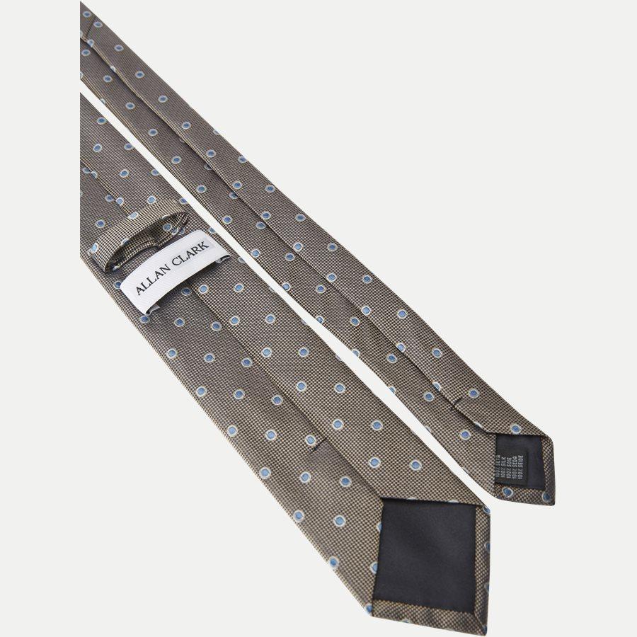 S1095 - Krawatten - CAMEL - 3