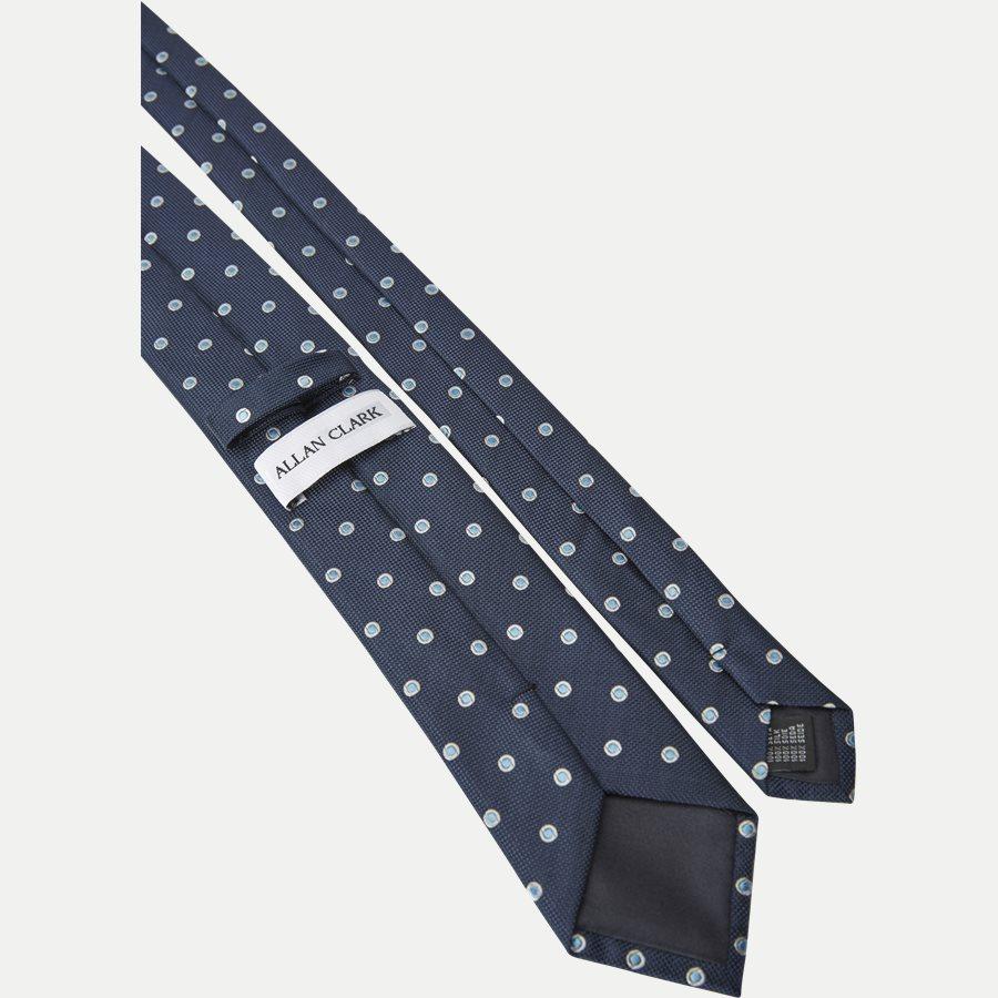 S1095 - Krawatten - NAVY - 3