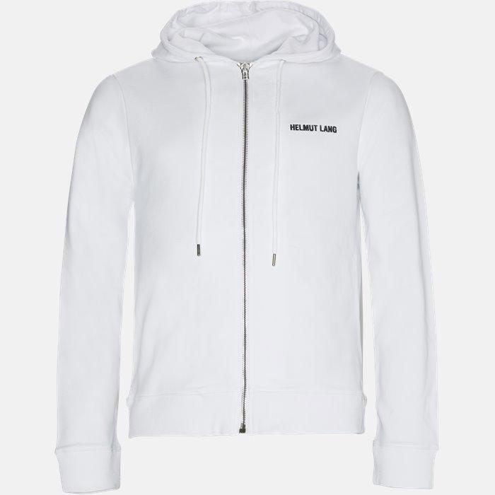 Sweatshirt - Sweatshirts - Oversized - Hvid