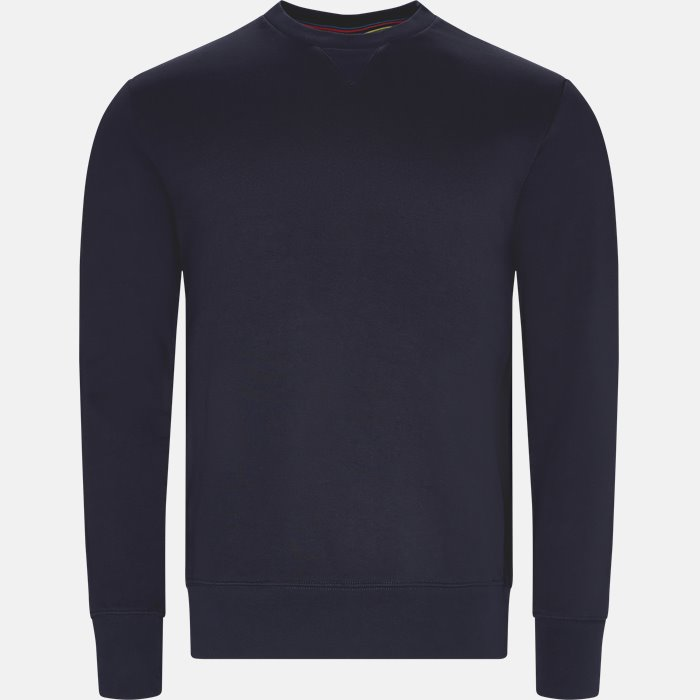 Sweatshirt - Sweatshirts - Regular fit - Blå