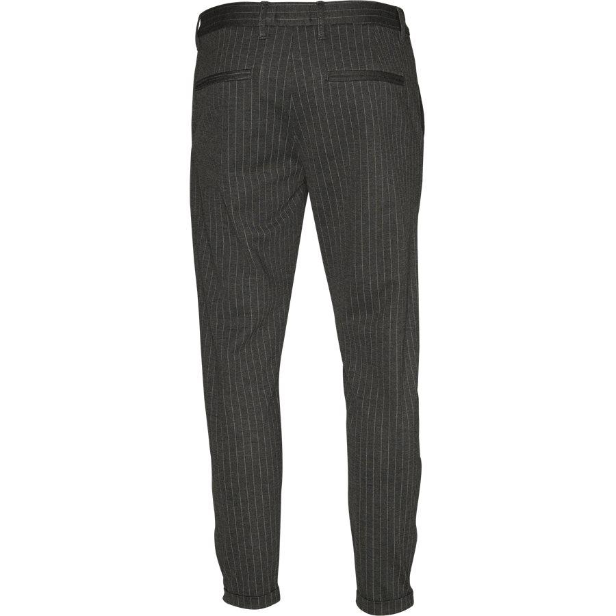 PISA KD3503 - Pisa Bukser - Bukser - Tapered fit - GRÅ - 2