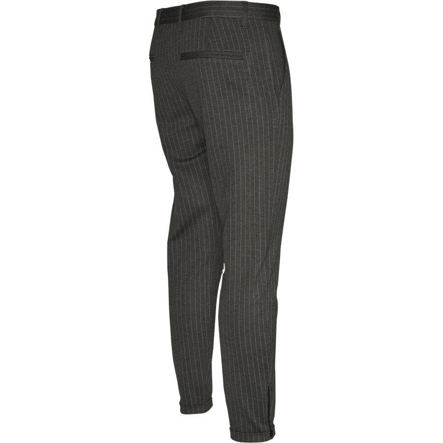 PISA KD3503 - Pisa Bukser - Bukser - Tapered fit - GRÅ - 3