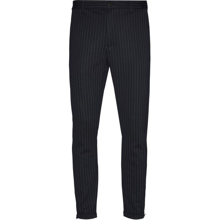 Pisa Bukser - Bukser - Regular - Blå