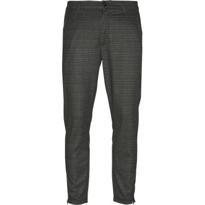 Pisa Grey Check Regular | Pisa Grey Check | Grå