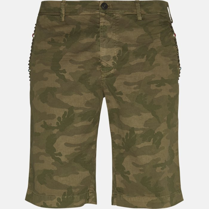 shorts - Shorts - Slim - Army