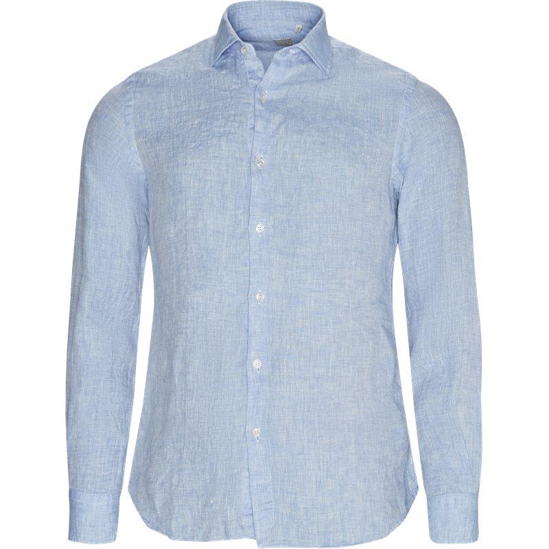 xacus – Xacus skjorte l.blue fra axel.dk