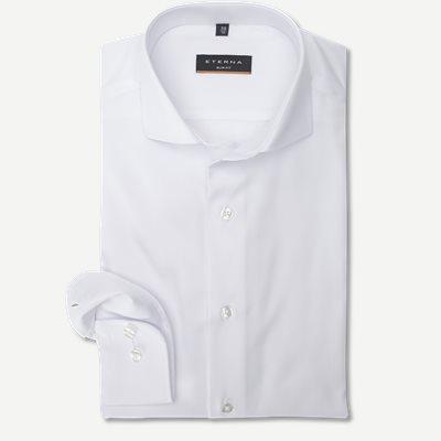 8817 Skjorte Slim | 8817 Skjorte | Hvid