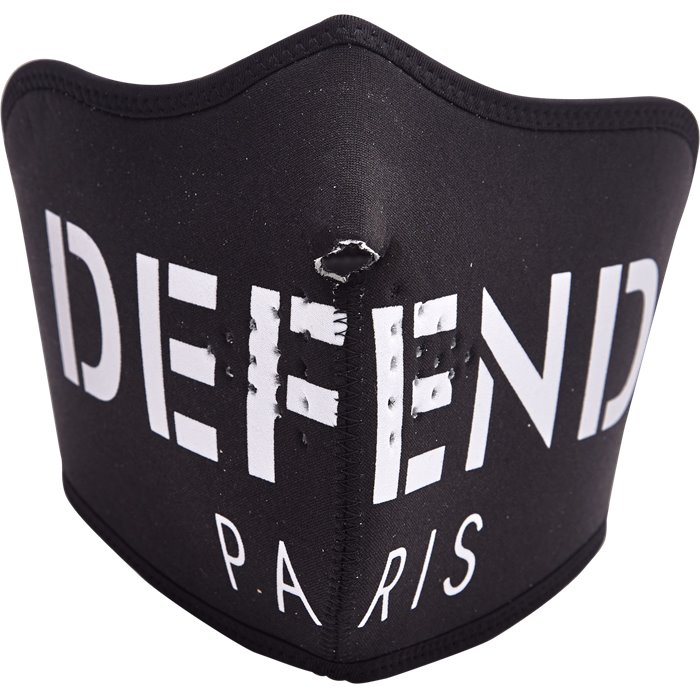 Defend Facemask - Accessories - Sort