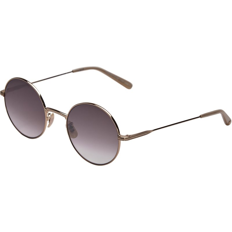 garrett leight Garrett leight seville 48 4024-48-g/sfmggm accessories gold på axel.dk
