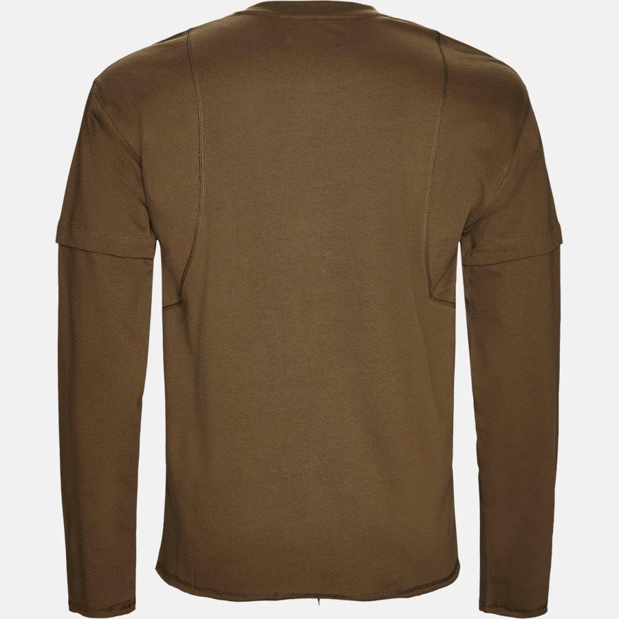 I02HM505 - T-shirt - T-shirts - Oversized - ARMY - 2