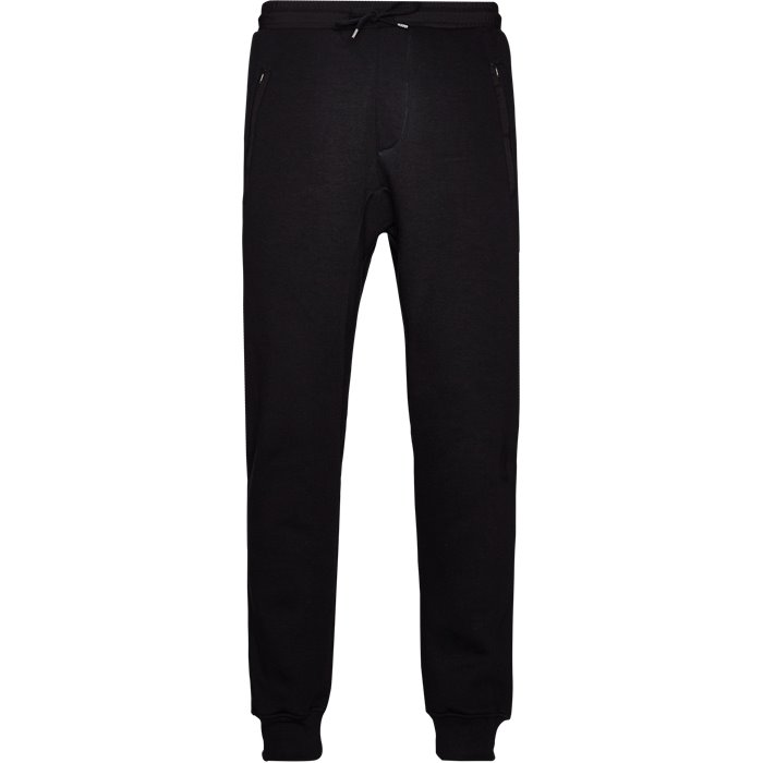 Cotes Sweatpants - Bukser - Regular - Sort