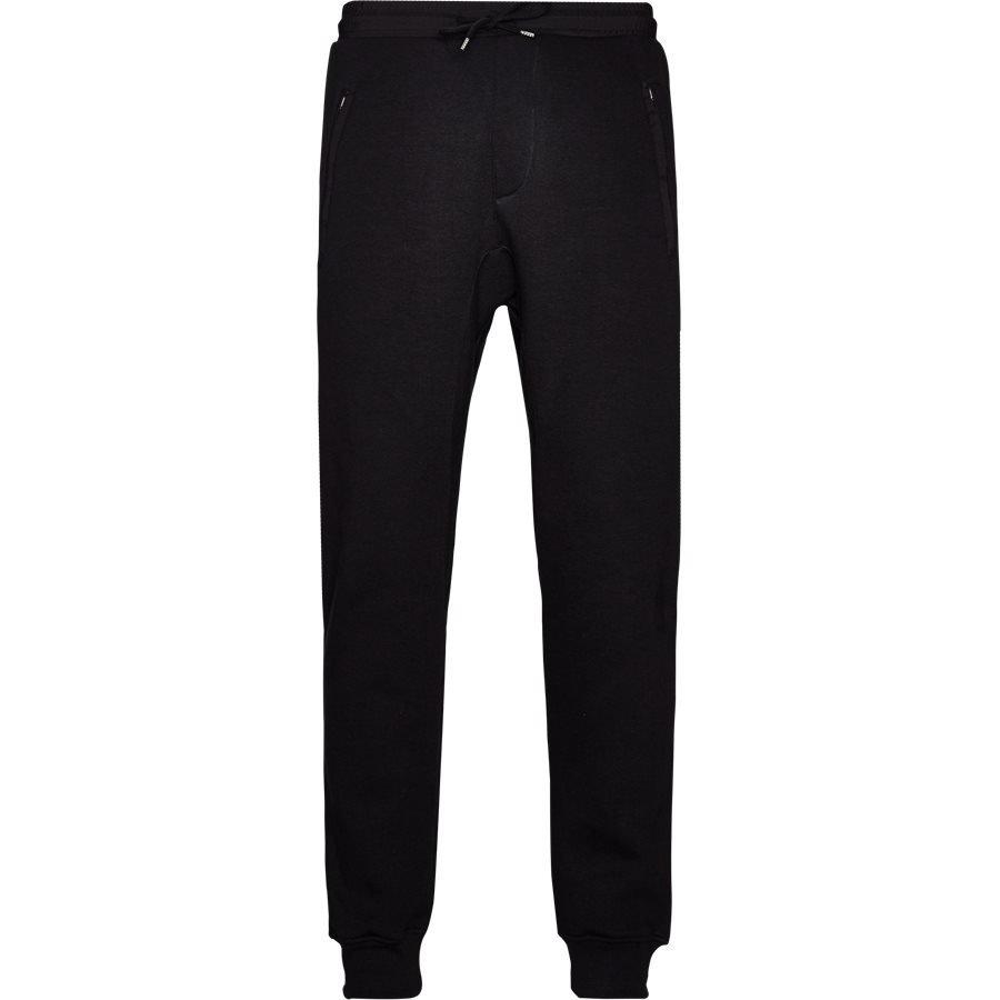 COTES - Cotes Sweatpants - Bukser - Regular - BLACK - 1