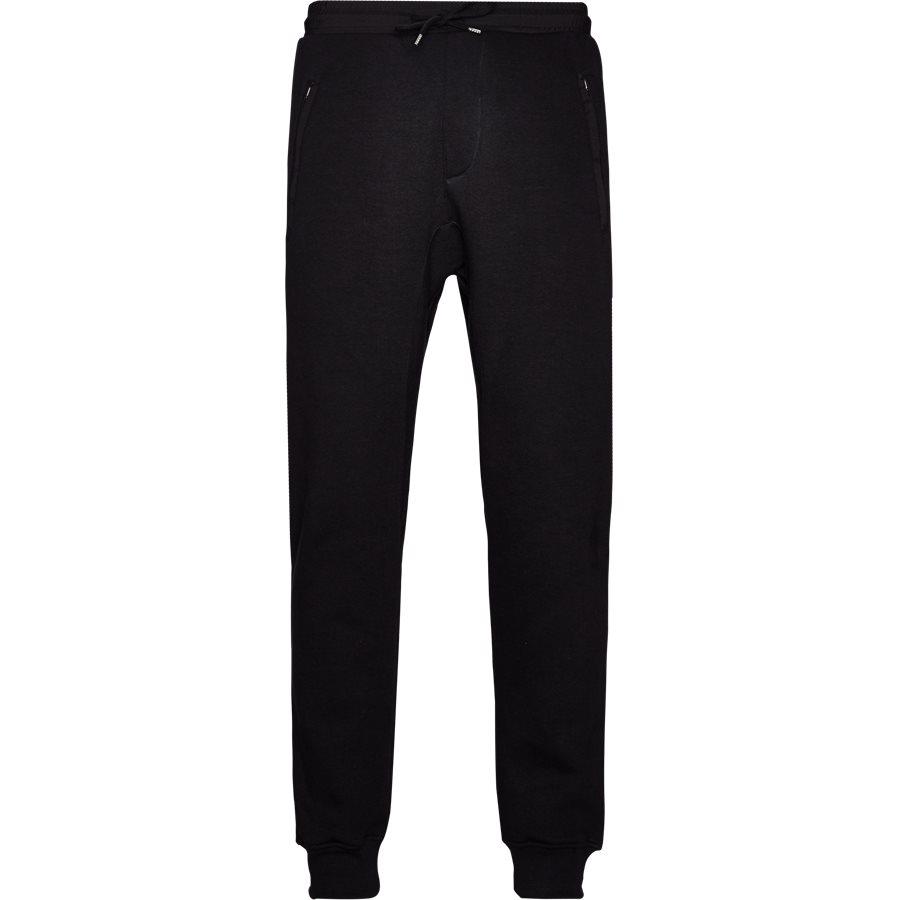 COTES - Cotes Sweatpants - Bukser - Regular - BLACK - 1