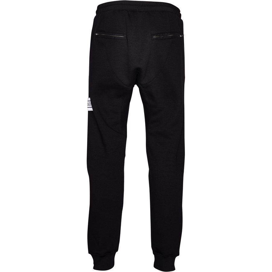 COTES - Cotes Sweatpants - Bukser - Regular - BLACK - 2