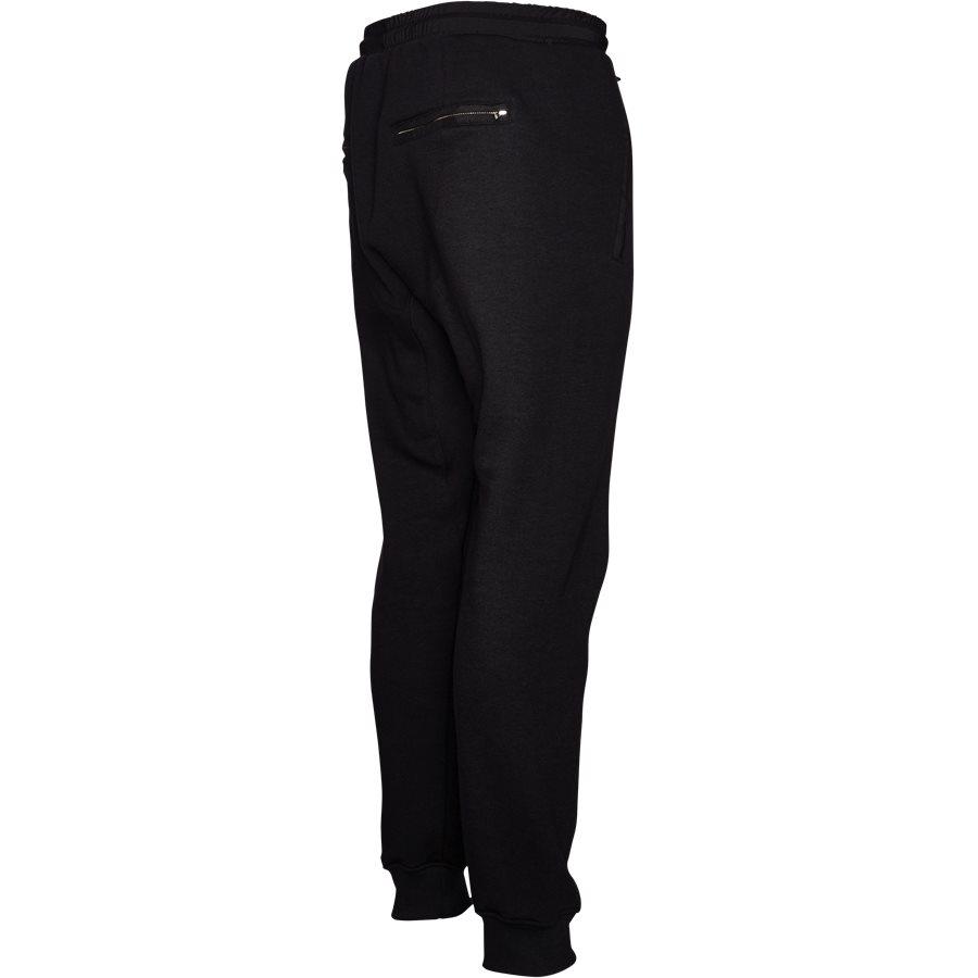 COTES - Cotes Sweatpants - Bukser - Regular - BLACK - 3