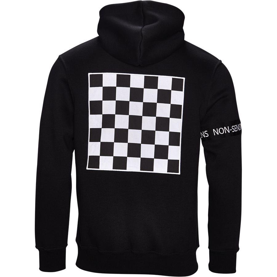 EDISON - Edison - Sweatshirts - Regular - BLACK - 2