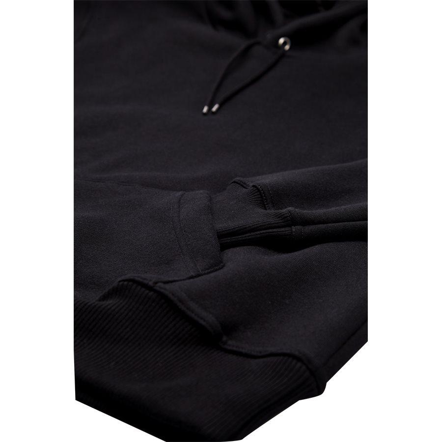 EDISON - Edison - Sweatshirts - Regular - BLACK - 4