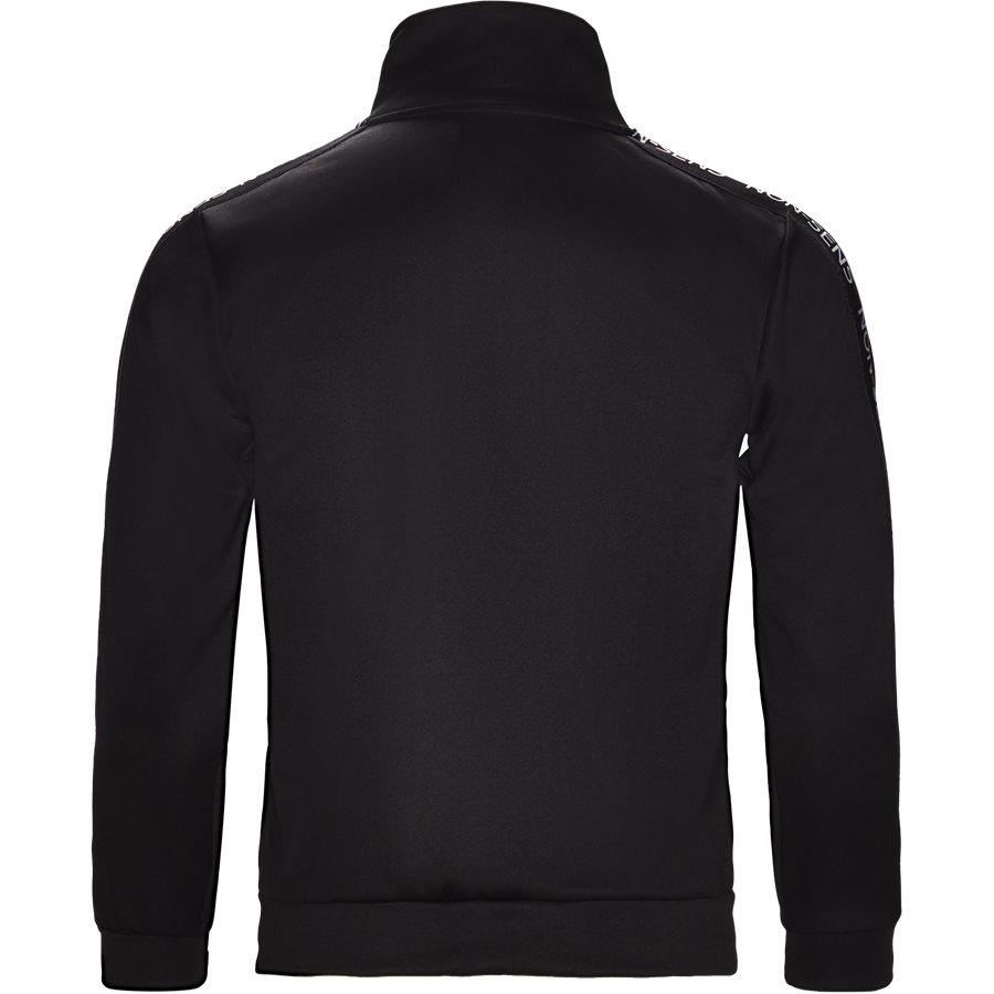 JACKSON - Jackson Track Top - Sweatshirts - Regular - BLACK - 2