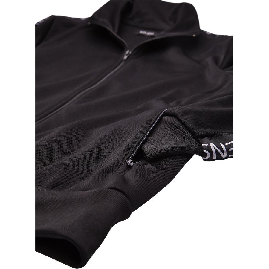 JACKSON - Jackson Track Top - Sweatshirts - Regular - BLACK - 4