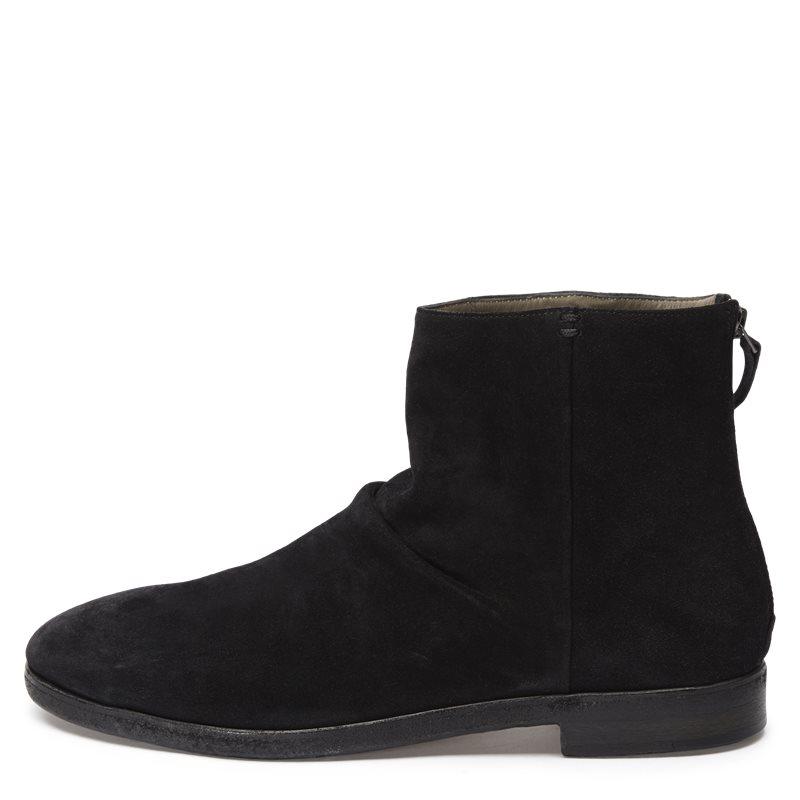 Elia maurizi 9398 softy nero(561) sko black fra elia maurizi på axel.dk