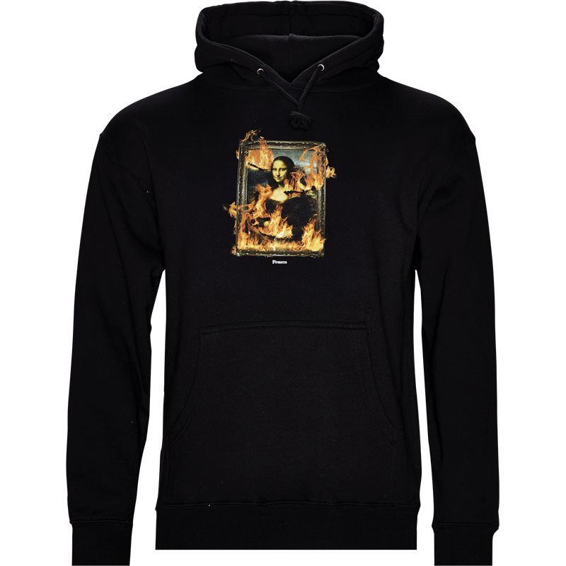 Pleasures Now Burn Hoody Sort