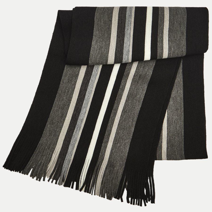 PARIS - Paris Halstørklæde - Tørklæder - BLACK - 1