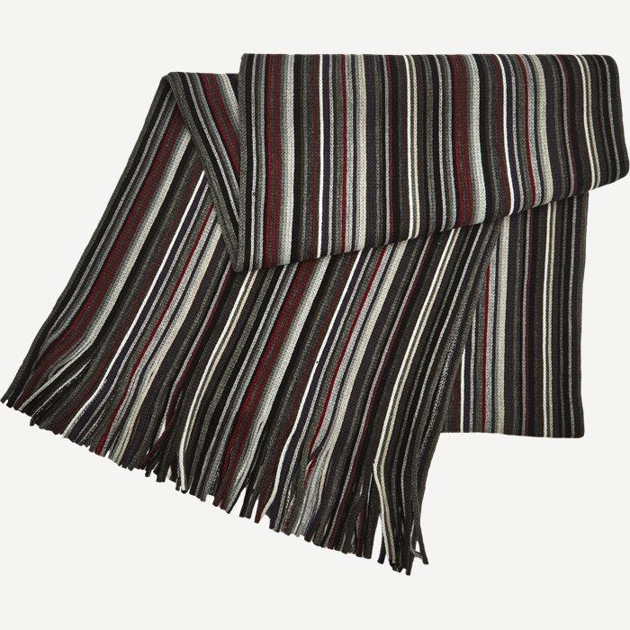 Avignon Halstørklæde - Tørklæder - Grå