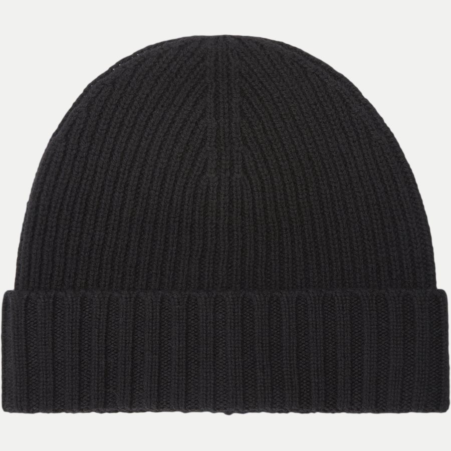 SELFOSS - Selfoss Beanie - Caps - BLACK - 1