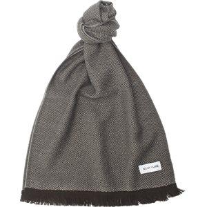 Wool Cashmere Blend Scarf Wool Cashmere Blend Scarf   Grå