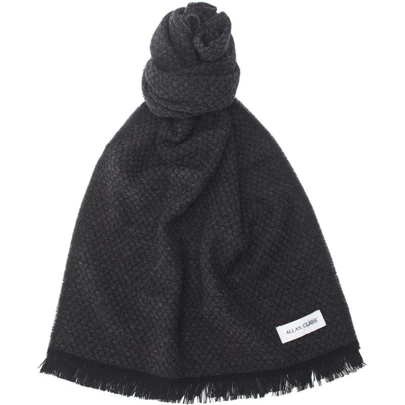 allan clark Allan clark - dis wool blend scarf på kaufmann.dk