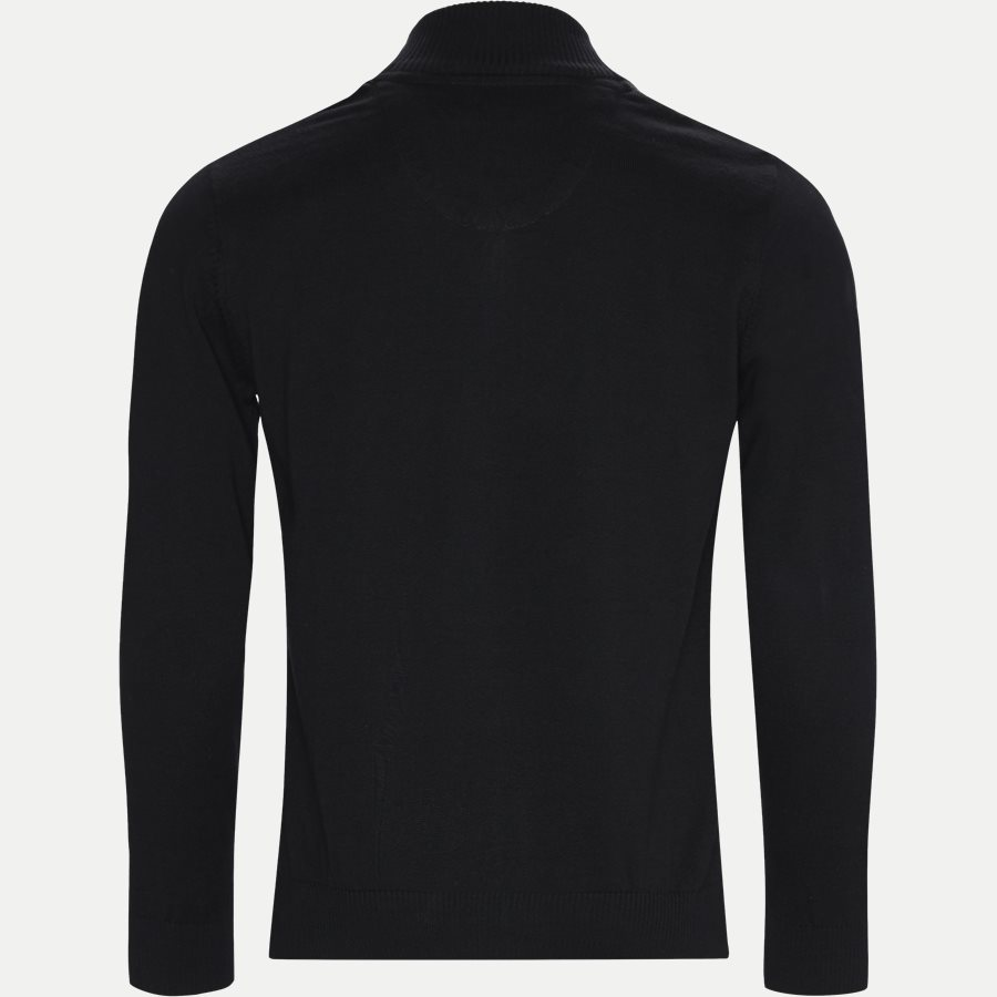 VENTOUX - Ventoux Cardigan Strik - Strik - Regular - BLACK - 2