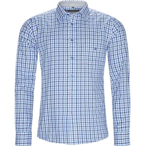 Schultz Skjorte Regular | Schultz Skjorte | Blå