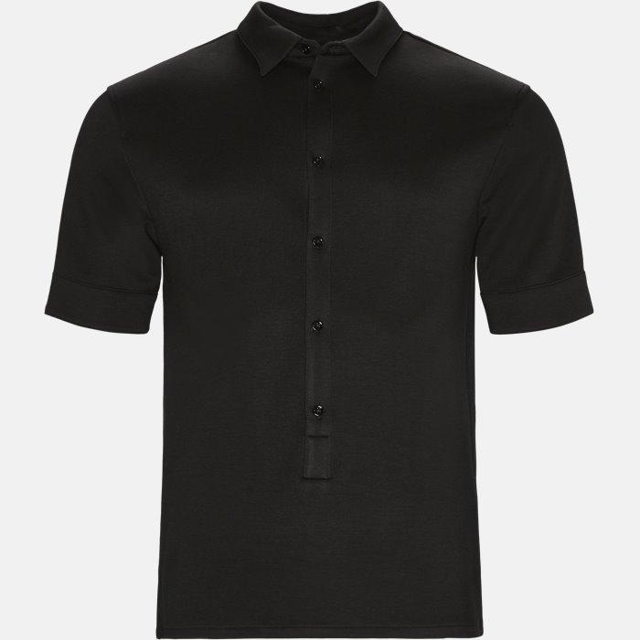 T-shirt - T-shirts - Oversized - Sort